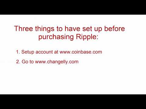 How To Buy Ripple In Under 4 Minutes