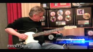 Pete Anderson demos the Fryette Memphis 30 Clean Channel