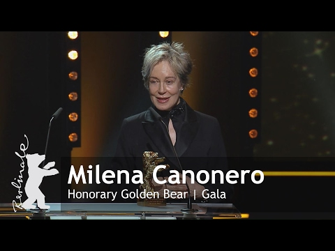 Honorary Golden Bear Milena Canonero  Gala Highlights  Berlinale 2017