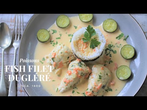 Fish Filet With Dugléré Sauce And Duxelle Rice - Tutorial ( Advanced Level)