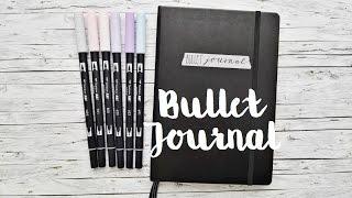 mein bullet journal   wieso weshalb warum