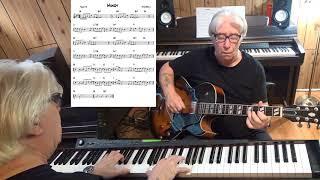 Mandy - pop guitar & piano cover ( Irving Berlin )