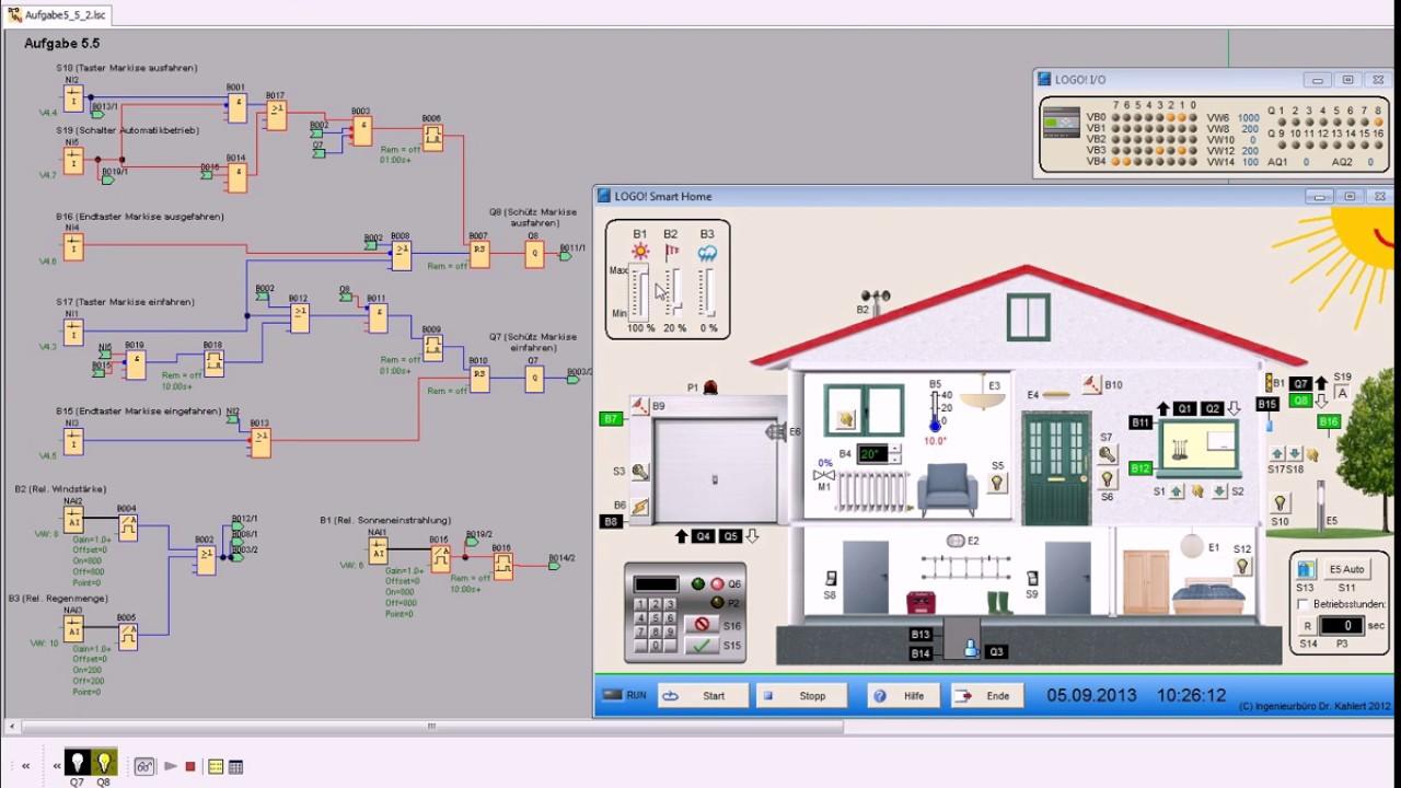 Siemens Logo Tutorial Menu Subscreens In