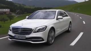 Привилегирована класа: тестваме новия Mercedes-Benz S560