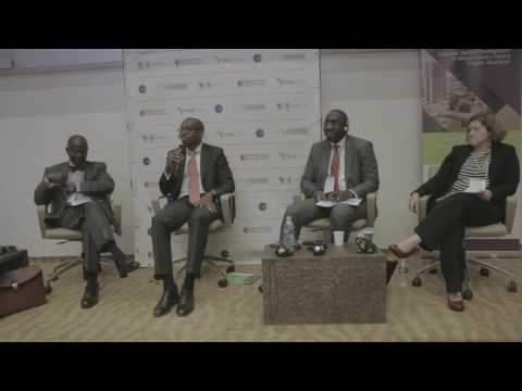 Conference on FSD in Fragile States in Africa June 2016 - Session 3