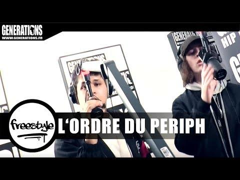 Youtube: L'Ordre Du Périph«Vogue Merry» (Live des studios de Generations)