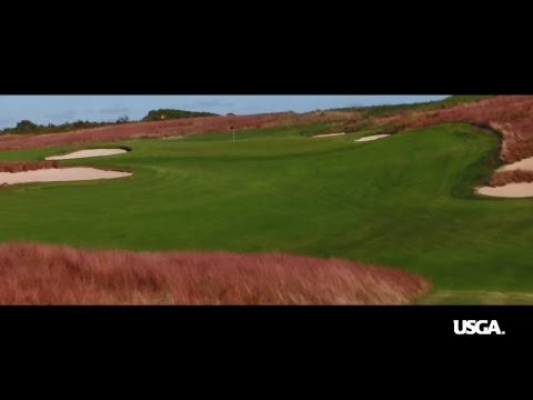 Tiger Woods, Dustin Johnson and Bryson DeChambeau live at Shinnecock Hills  - Buy American