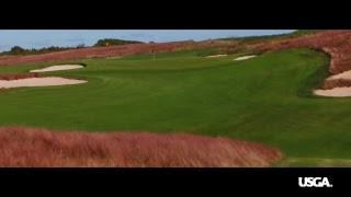 Tiger Woods, Dustin Johnson and Bryson DeChambeau live at Shinnecock Hills
