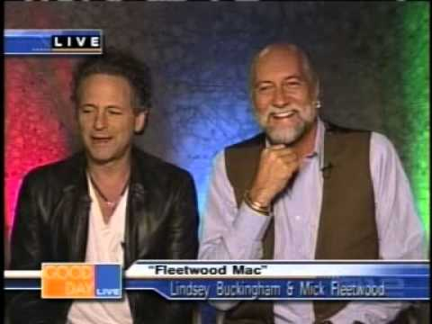 Fleetwood Mac Interview on Good Day
