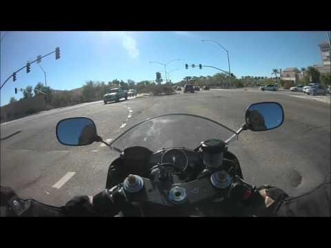 R6 Ride Through Mesa Arizona