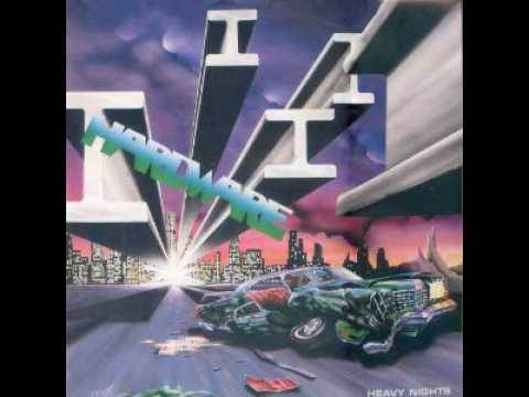 Hardware - Heavy Nights (1988) Full Album