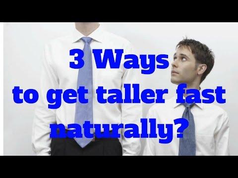 Get Taller Tips