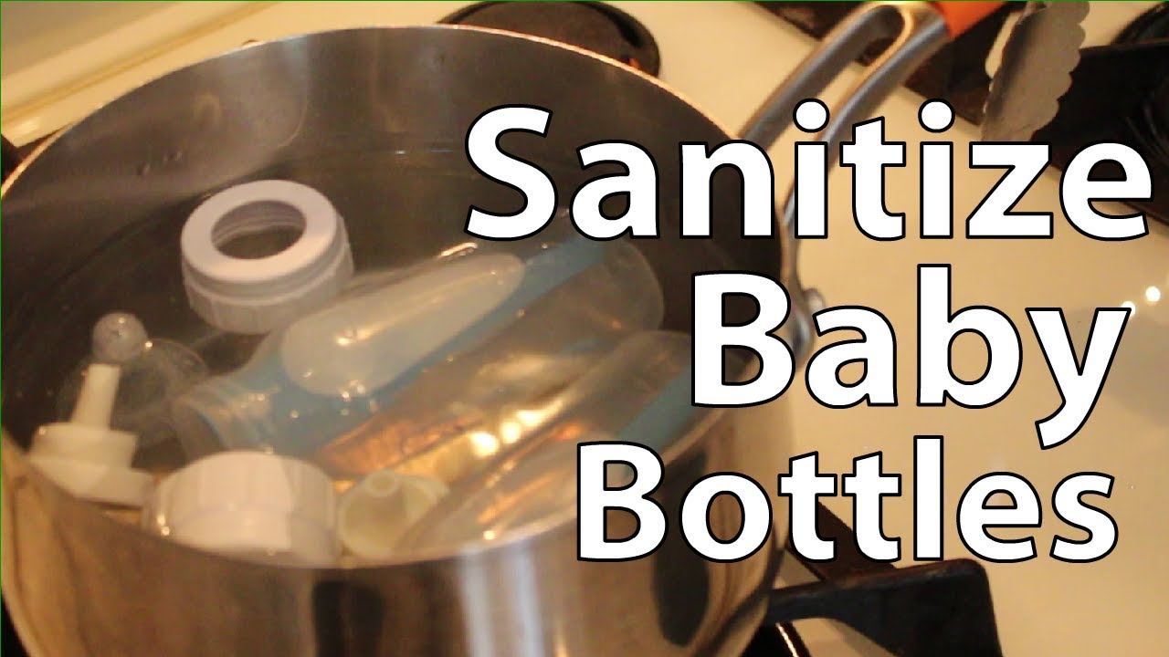 Baby Bottle Smells: How to Get Rid of the Funk