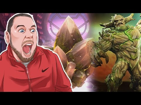 I WANT KING GROOT!!!   MARVEL Contest of Champions Crystal Opening