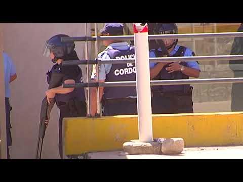 Saqueos En Córdoba 2013 - Canal 10 - SRT