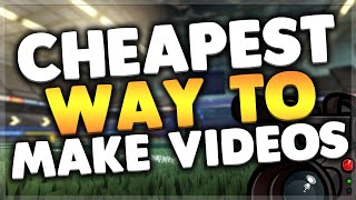 Cheapest Way To Start A Gaming YouTube Channel!