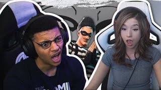 DUOS WITH POKIMANE! We Almost Got Tricked...