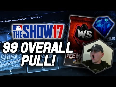 World Series Pack Opening! 450k Stubs Made! | MLB The Show 17 Pack Opening