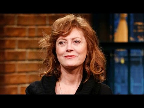 Susan Sarandon On Voting Trump Versus Hillary