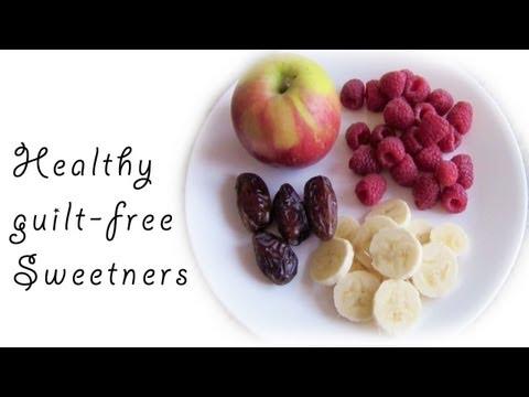 Healthy Sweeteners 101: Yacon, coconut sugar, stevia, raw honey, fruit