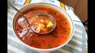Bakina kuhinja - kako se sprema  savršena  paradajz čorba