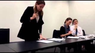 2014 easter intervarsity debating championships octo final monash 8 vs uq 1 development