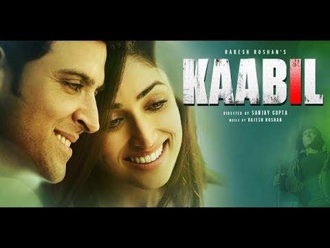 New Hindi Dubbed Movies 2017 Kaabi 2017 Hrithik Roshan, Yami Gautam 600 X  1280