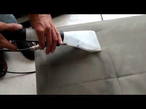 limpador de suede