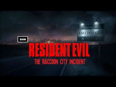 RESIDENT EVIL : The Raccoon City Incident    Episode 1    A SHN Game Movie