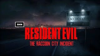 RESIDENT EVIL : The Raccoon City Incident | 4K 60fps  Episode 1 |  A SHN Game Movie