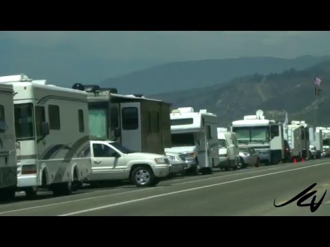 Pacific Coast Highway California RV-ing