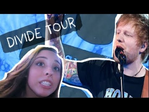 GO TO AN ED SHEERAN CONCERT WITH ME **CRIES TWICE