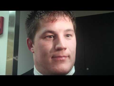 James Ferentz - Michigan Postgame