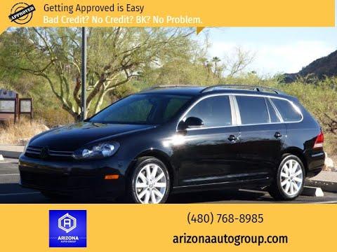 2013 Volkswagen Jetta SportWagen 4dr DSG TDI (Phoenix, Arizona)