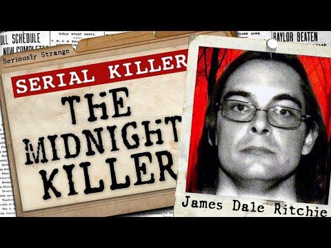 The Midnight Sun Killer - James Dale Ritchie | SERIAL KILLER FILES #37