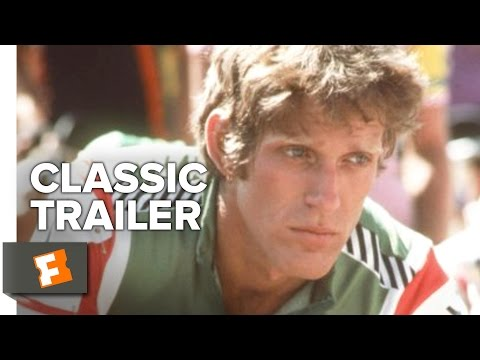 American Flyers (1985) Official Trailer - Kevin Costner Cycling Movie HD