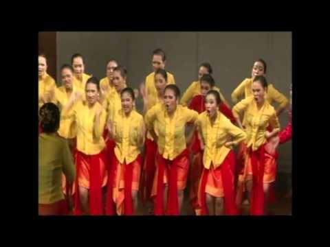 PSM UAJY - Romo Ono Maling (Festival Penabur 2015)