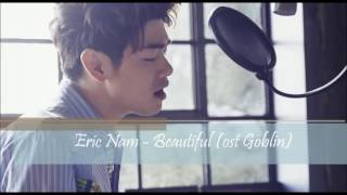 Gambar cover Eric Nam - Beautiful Ost.Goblin (english version) lyrics