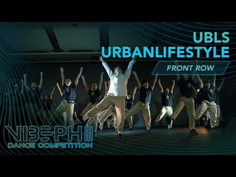 UBLS  Urbanlifestyle  VIBE PH III @AyelMari Front Row 4K  #VIBEPH