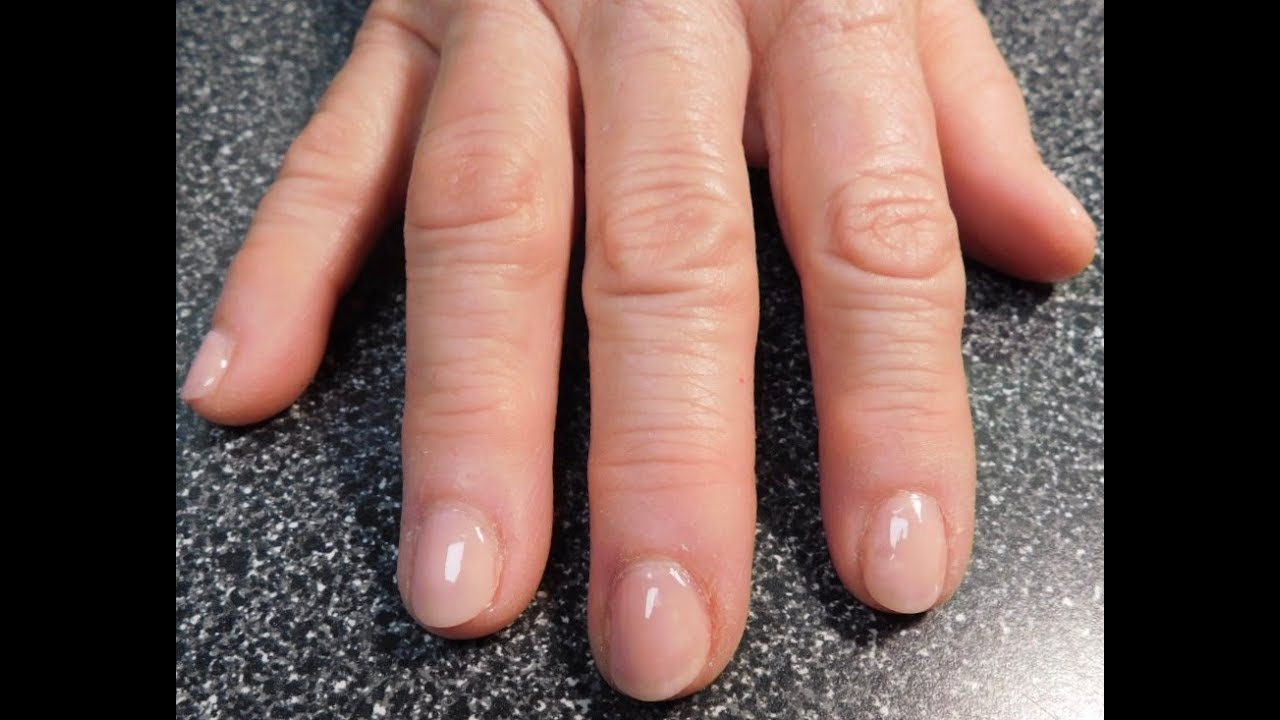 Opi Passion Regular Manicure Youtube
