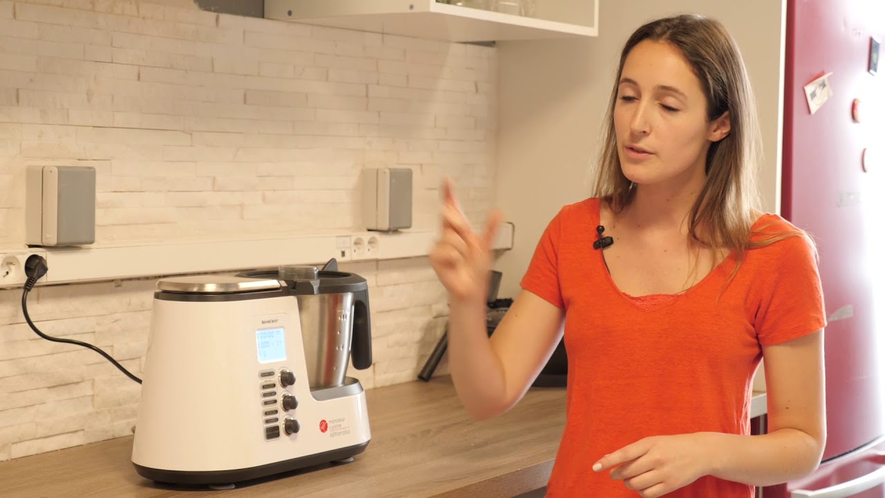 Prise En Main Du Robot Cuiseur Monsieur Cuisine Plus De Silvercrest