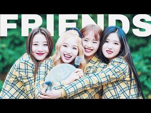 LOOΠΔ [yyxy] || Friends
