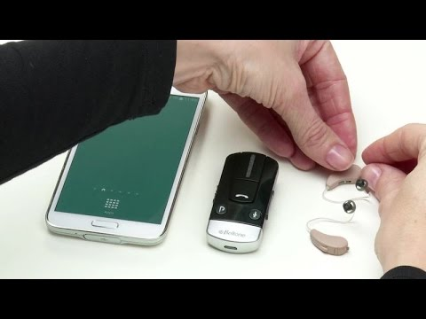 How to set up hearing aids to stream from Android through ...