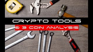 Cryptocurrency & Altcoin Analysis Tools Plus Review of Komodo, Cardano & Lisk
