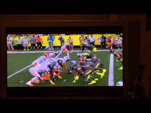 Mike Tolbert extra points for the win - Pro Bowl 2014
