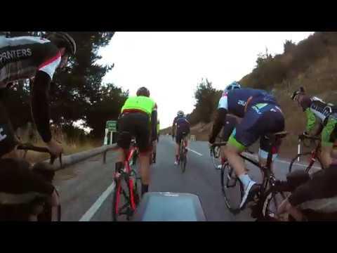 Tour of NZ - Stage 2 - The Crown Range  - Team ARISE
