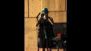 CEREZO ROSA Cherry Pink... NINA  trompeta LIVE www.grupolunaazul.com