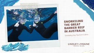 Snorkeling the Great Barrier Reef in Australia