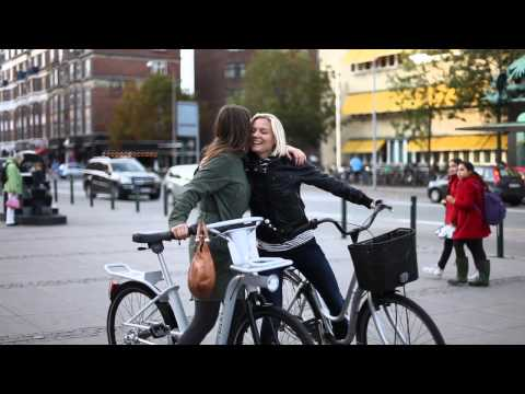 Gobike - Denmarks most innovative city-and-commuter bicycle