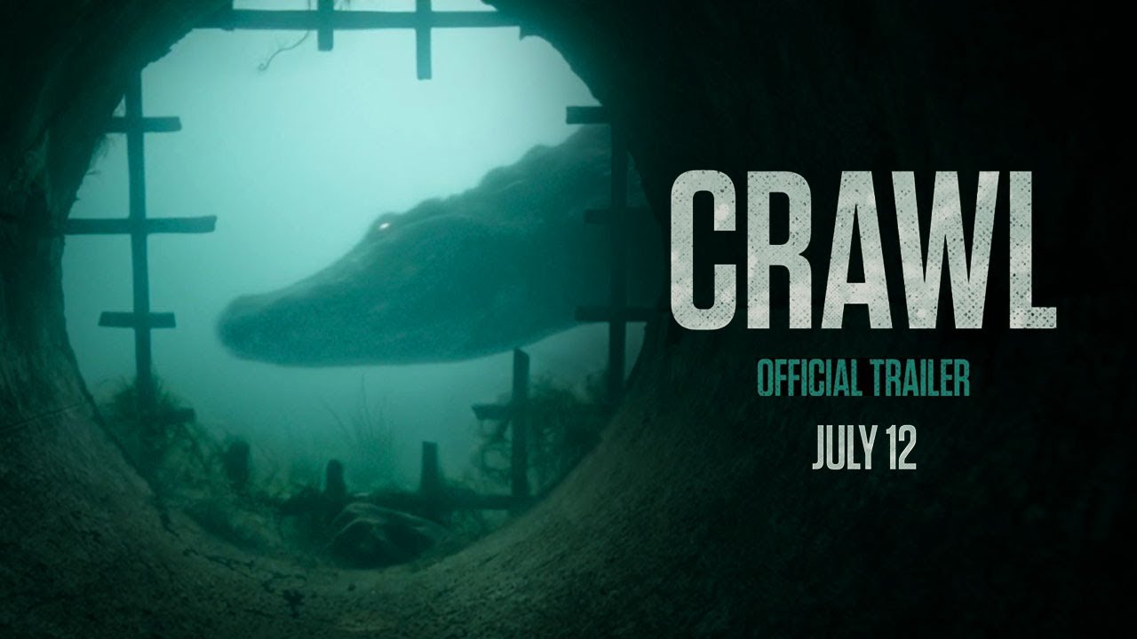 Crawl 2019 Official Trailer Paramount Pictures Youtube